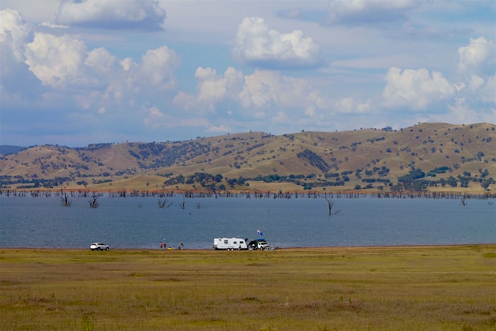 Camping Lake Hume - Victoria