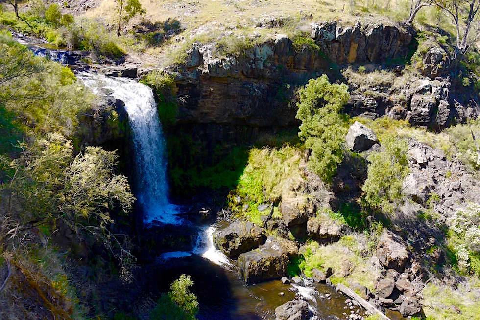 Paddys River Falls - Elliot Way - New South Wales
