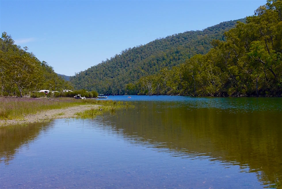 O'Hare's Rest Area - Kosciuszko National Park - NSW