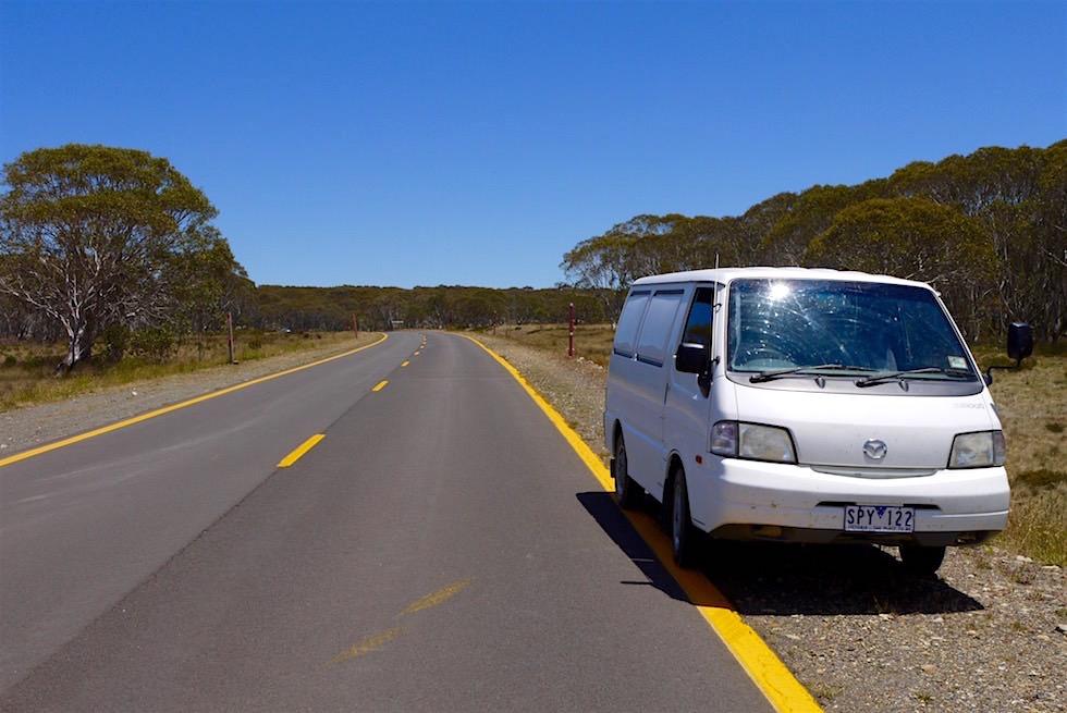 Snowy Mountains Highway - Kosciuszko National Park - NSW