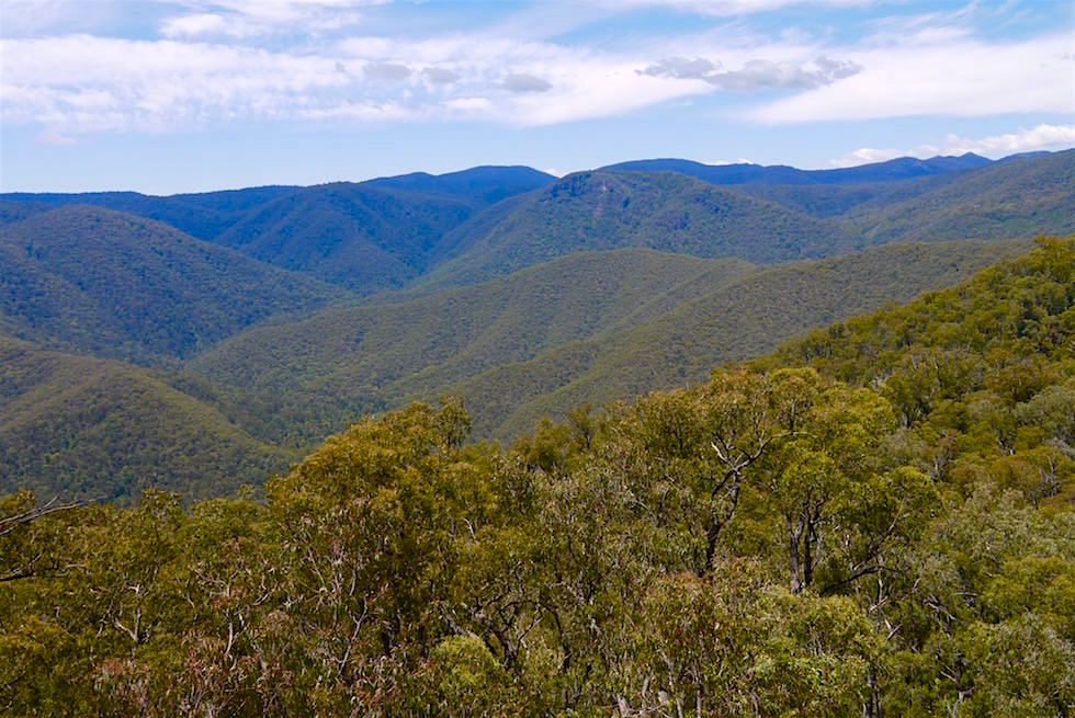 Black Berry Lookout - Kosciuszko National Park - NSW