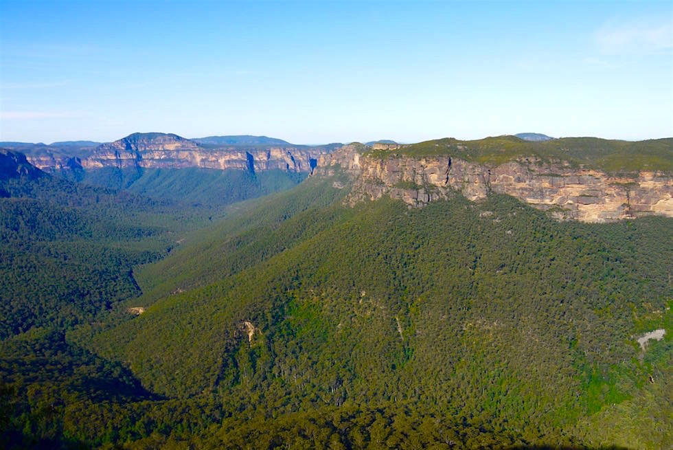 Grose Valley - Evans Lookout - Blue Mountains - NSW