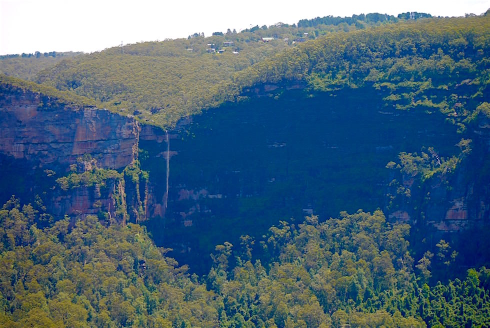 Blick Pulpit Lookout - Blue Mountains - NSW