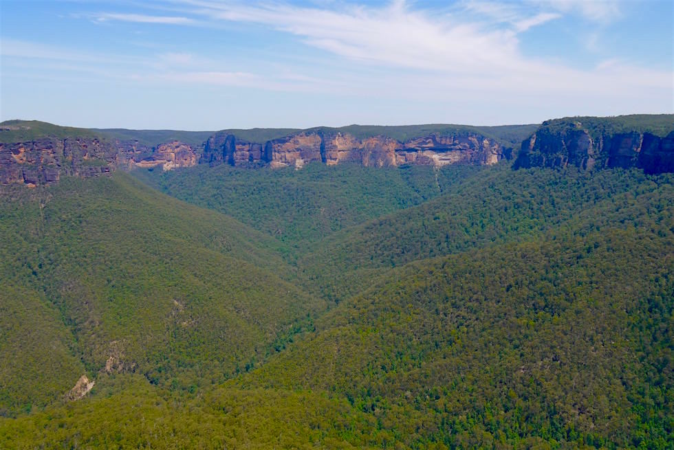 Grose Valley - Blue Mountains - NSW