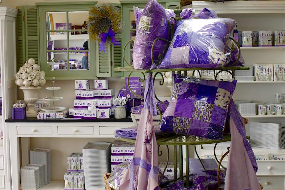 Shop - Bridestowe Lavender Farm - Tasmania
