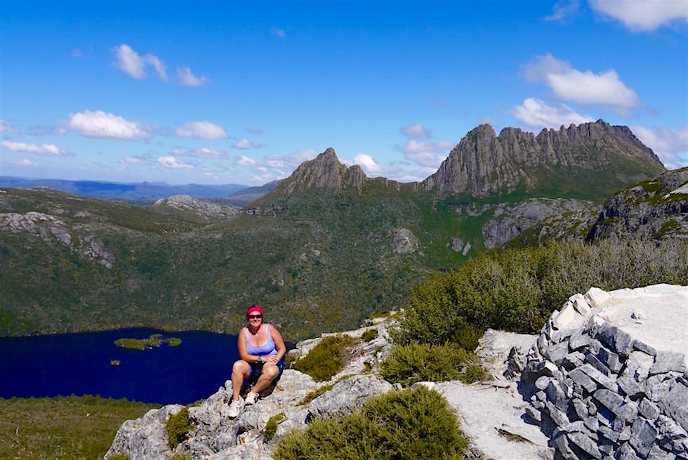 Marions Lookout - Cradle Mountain NP - Tasmanien