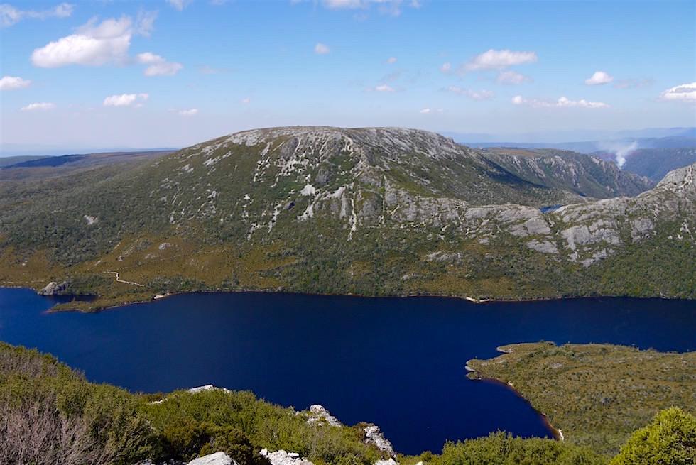 Mount Emmett - Blick Marions Lookout - Cradle Mountain NP - Tasmanien