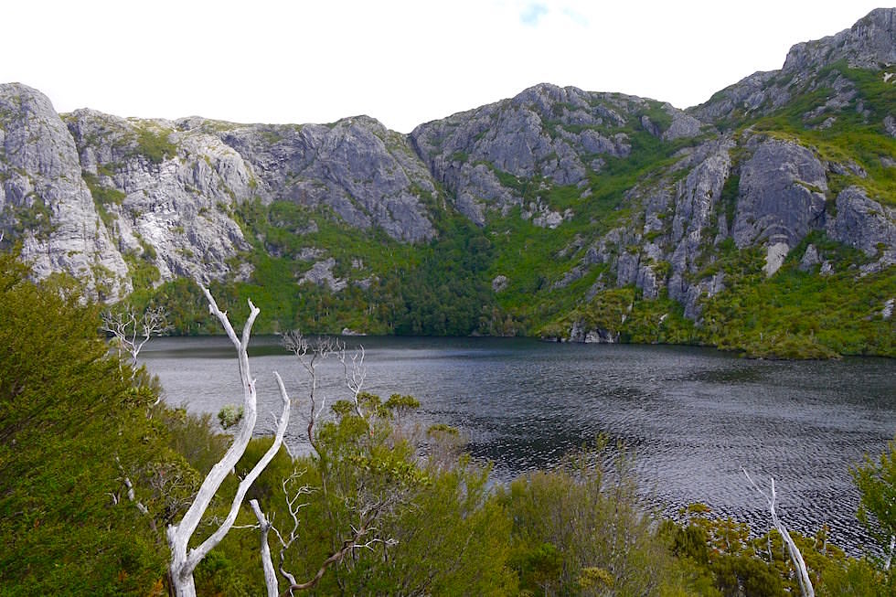Crater Lake - Cradle Mountain National Park - Tasmanien