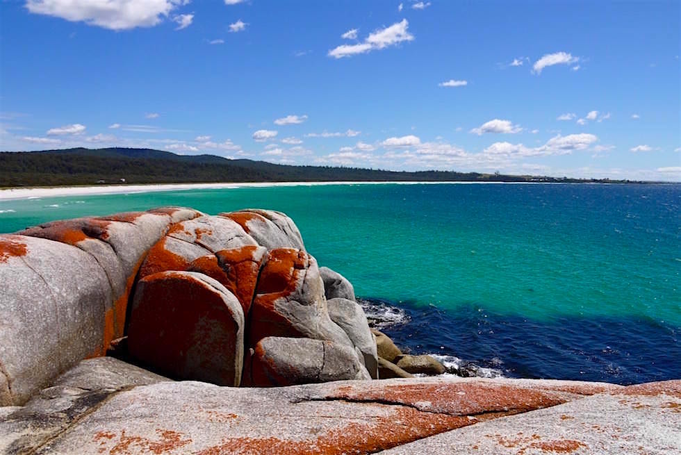 Sloop Reef - Bay of Fires - Tasmanien