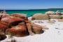 Bay of Fires – Grandioses Farbenparadies & schönste Küste Tasmaniens!