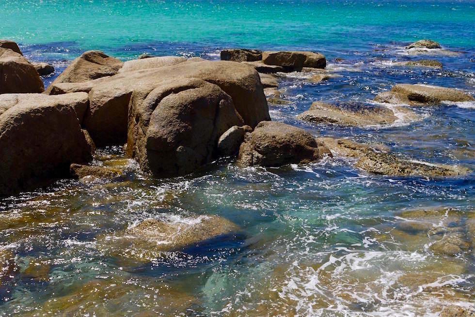 Farben des Wassers - Bay of Fires - Tasmania
