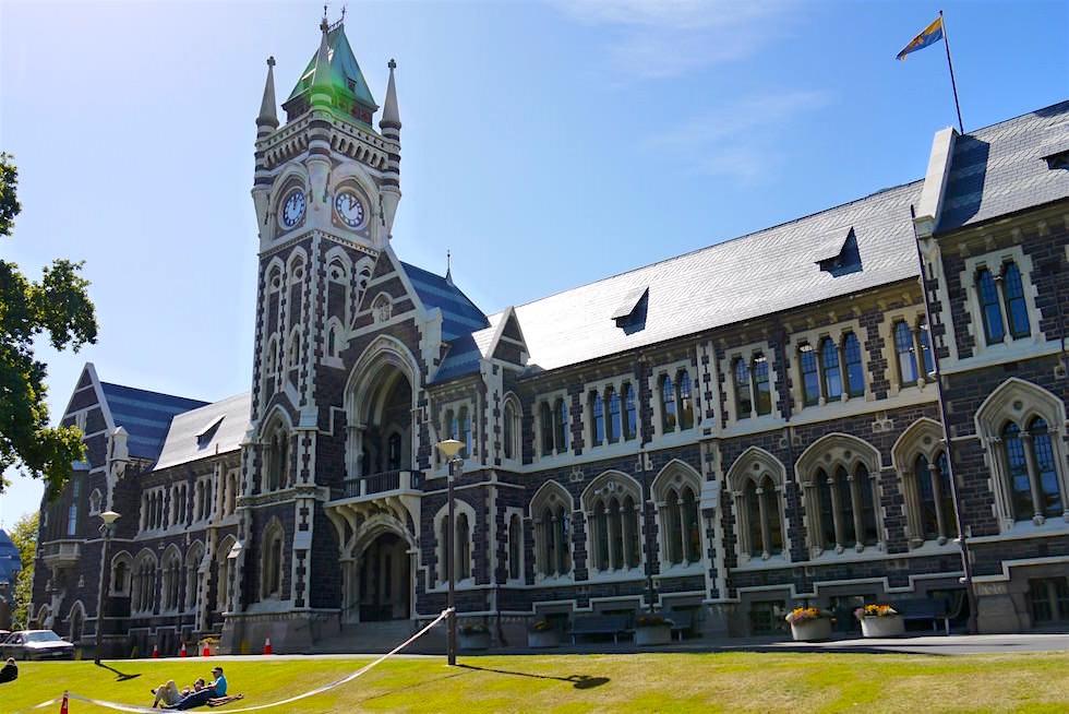 Universität von Dunedin - Neuseeland Südinsel