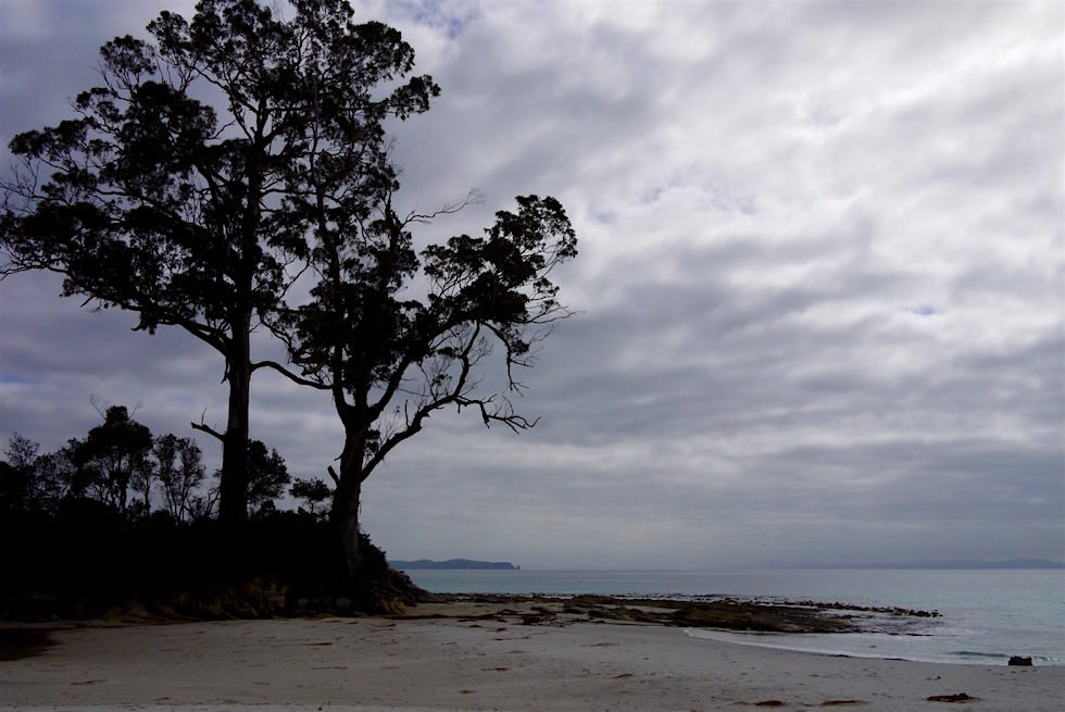 Two Tree Point - Resolution River - Bruny Island - Tasmanien