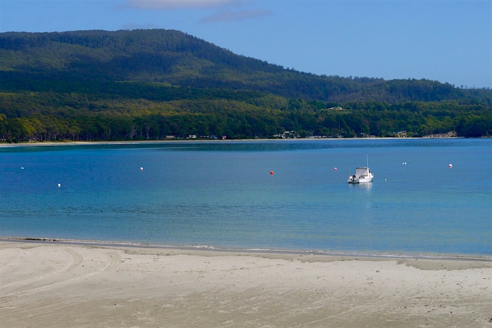 Adventure Bay - Bruny Island - Tasmanien