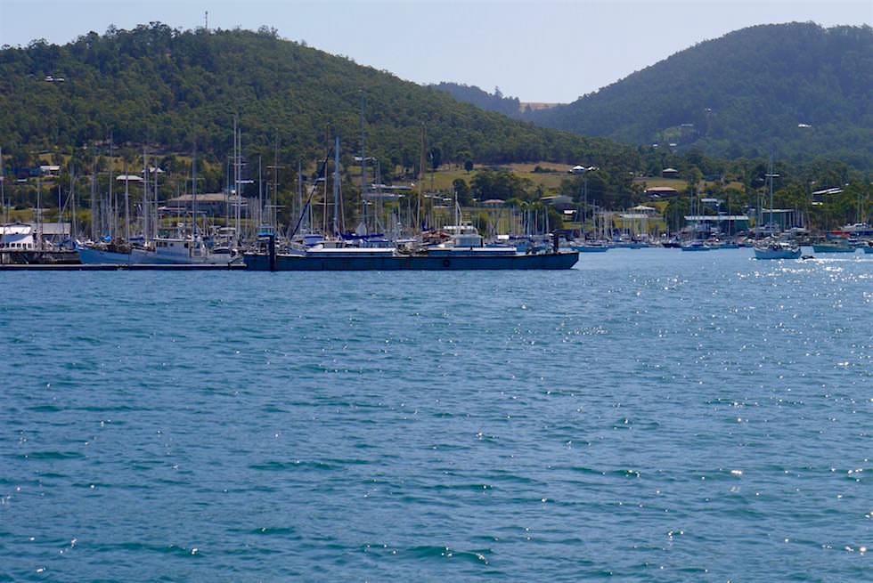 Hafen Kettering - Tasmanien