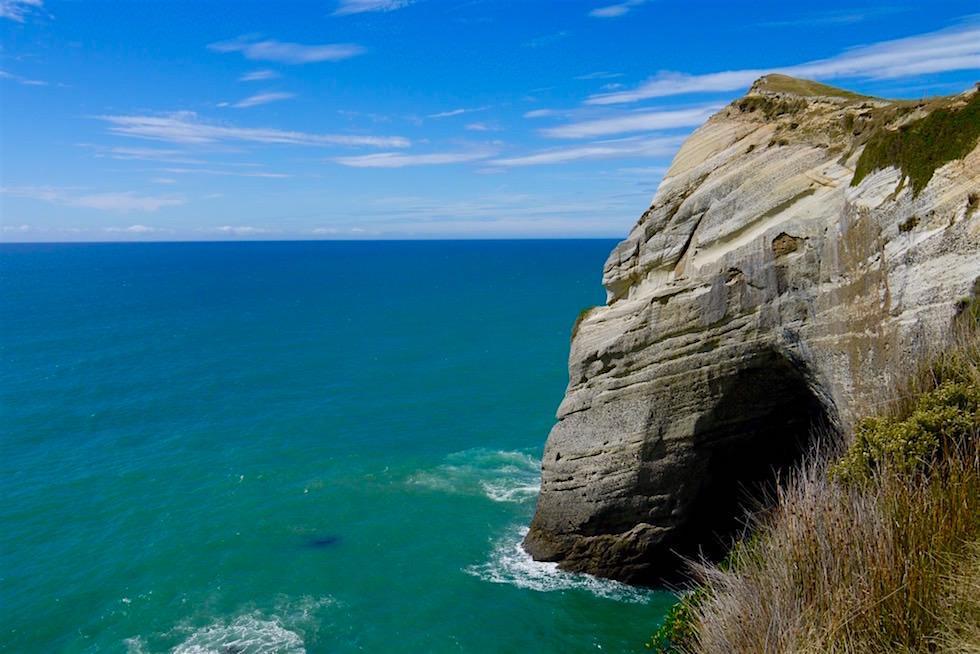 Cape Farewell - Bekannter Felsbogen - Neuseeland Südinsel