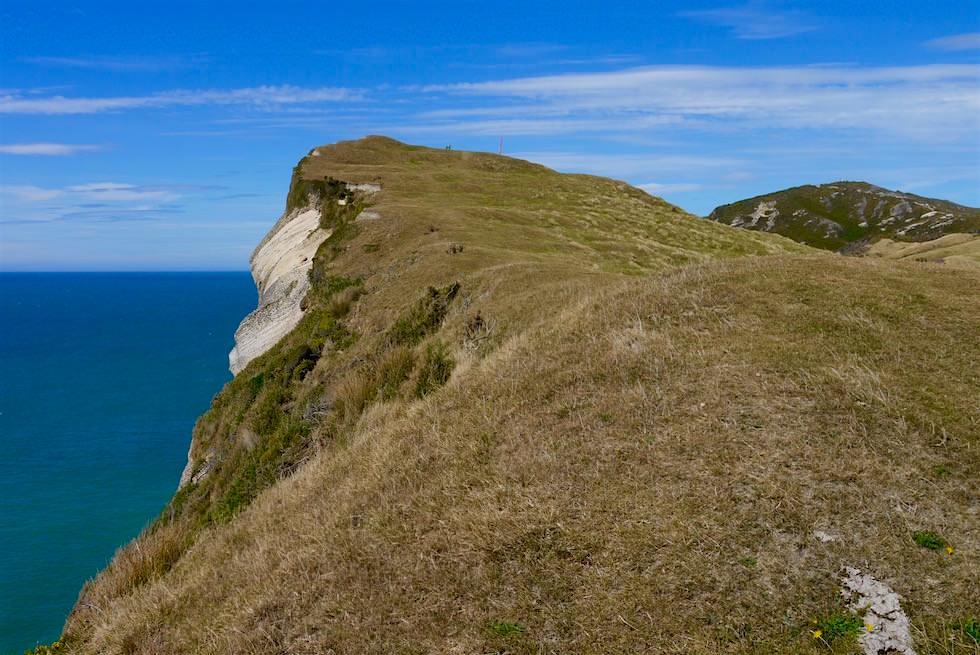 Steilküste Cape Farewell - Neuseeland Südinsel