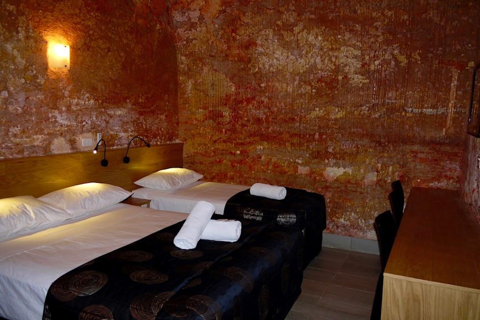 Cober Pedy - Unterirdisch Wohnen auch für Hotelgäste - South Autralia
