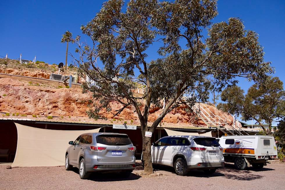 Coober Pedy - Höhlen-Hotel - South Australia