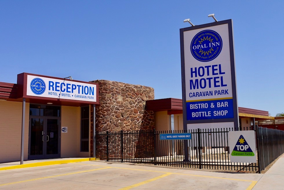 Coober Pedy - Opal Inn: Hotel & Caravan Park - South Australia