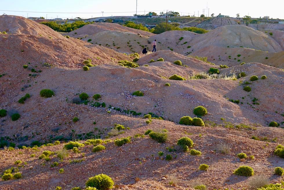 Coober Pedy - Noodling: die Opal Suche für Besucher - South Australia
