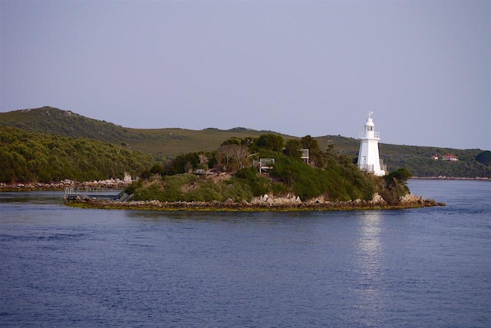 Bonnet Island Leuchtturm - Hells Gates - Tasmania