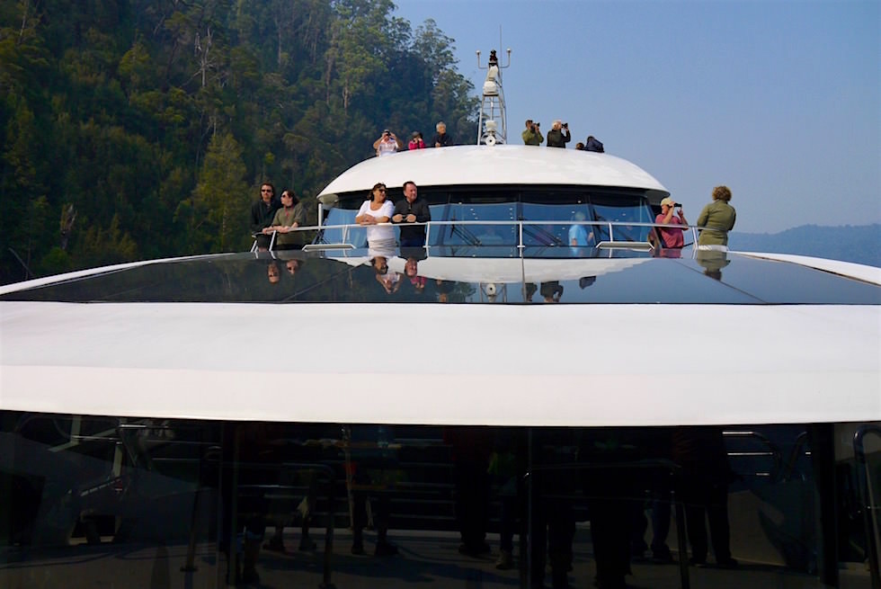 Lady Franklin II - Premium - Gordon River Cruises - Tasmania