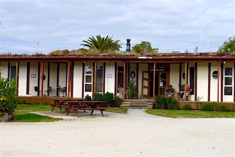 Last Resort - Restaurant & schöne Unterkunft in Karamea - Neuseeland Südinsel