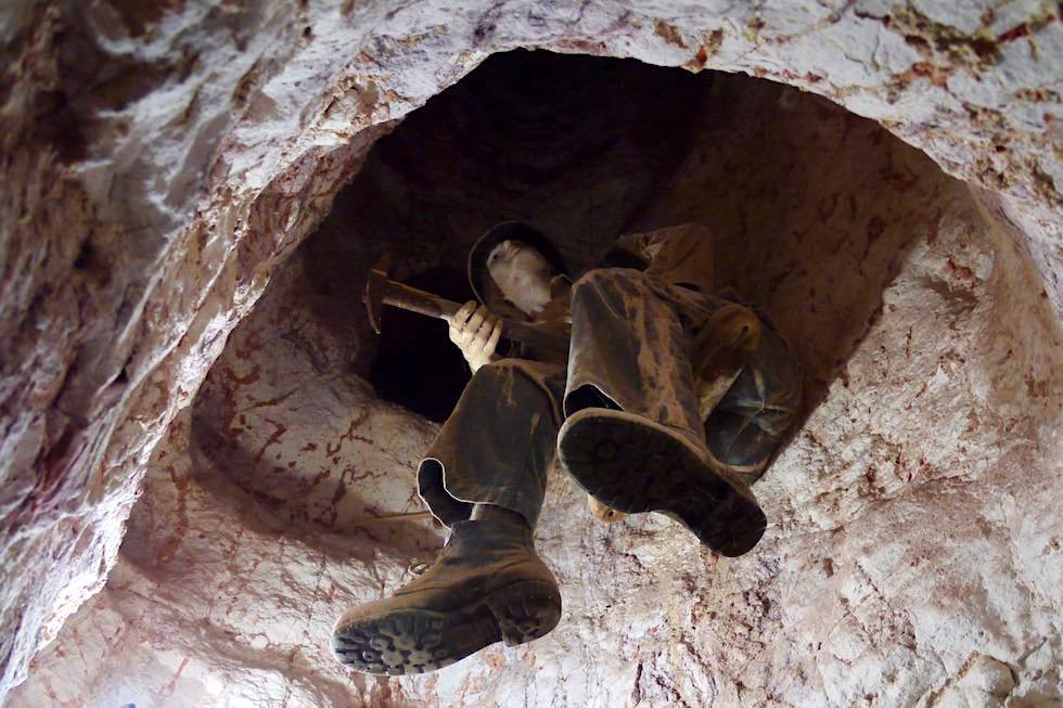 Umoona Opal Mine Museum - Coober Pedy - South Australia