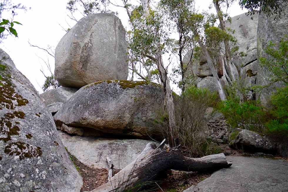Castle Rock Summit Walk - Porongurup National Park - Western Australia