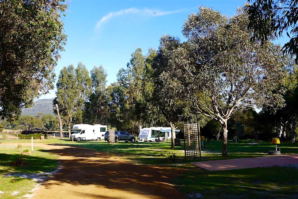 Porongurup Range Tourist Park - Western Australia
