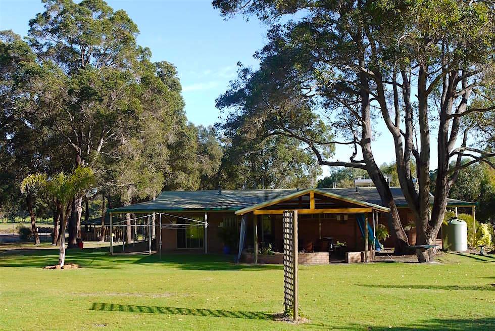 Porongurup Range Tourist Park - Porongurup National Park - Western Australia