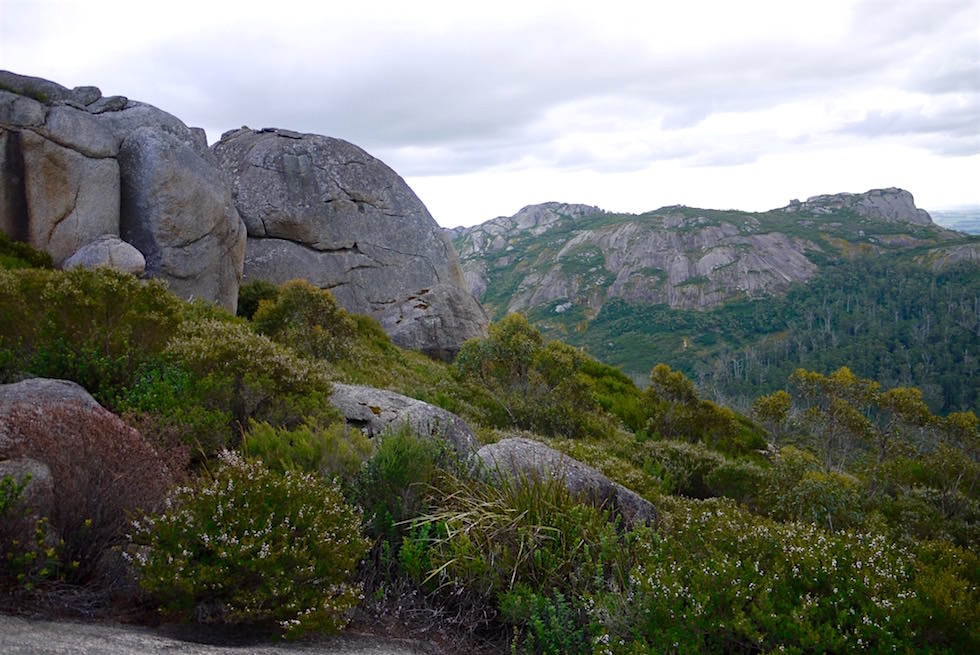 Bergblick - Nancy Peak - Porongurup National Park - Western Australia