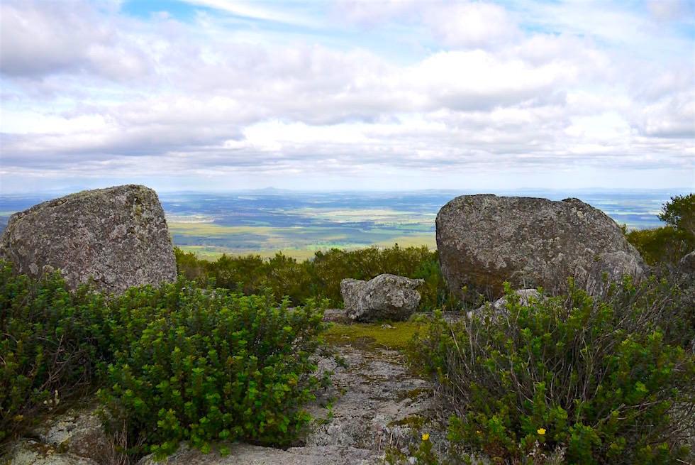 Ausblick vom Nancy Peark - Porongurup National Park - Western Australien