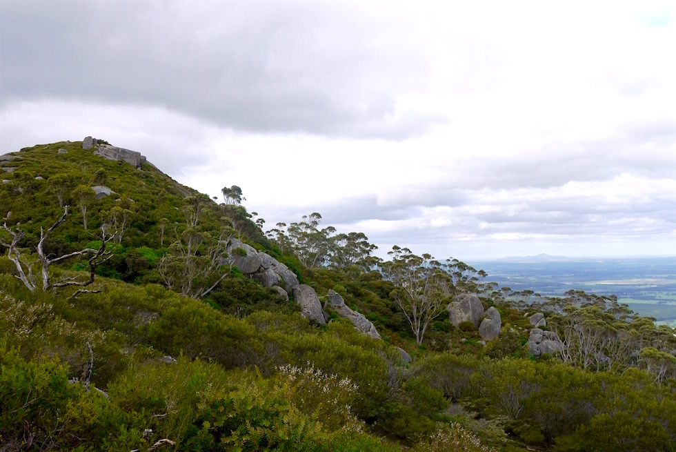 Nancy Peark Walk - Porongurup National Park - Western Australien