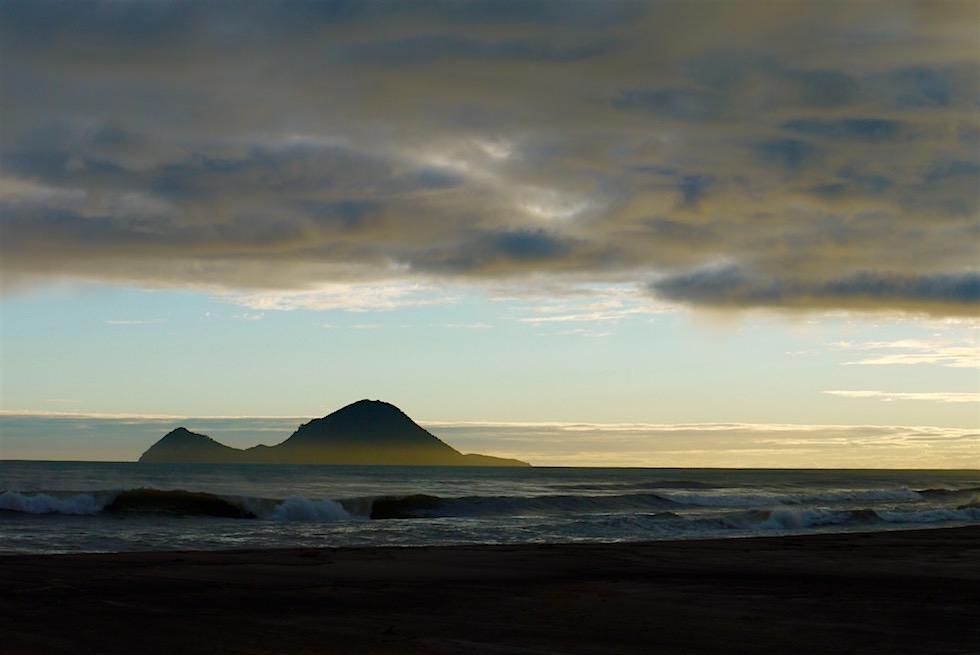 Stürmischer Morgen - Bay of Plenty - Neuseeland Nordinsel