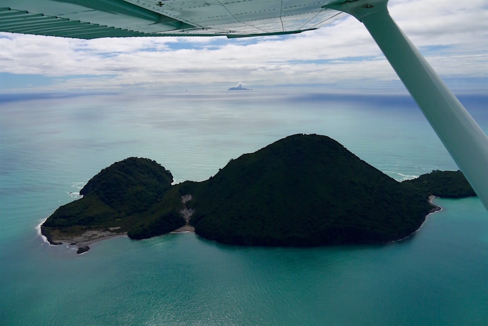 Whale Island & White Island - White Island Flights - Neuseeland Nordinsel