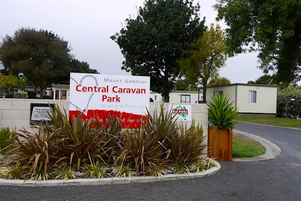 Mount Gambier Central Caravan Park - South Australia