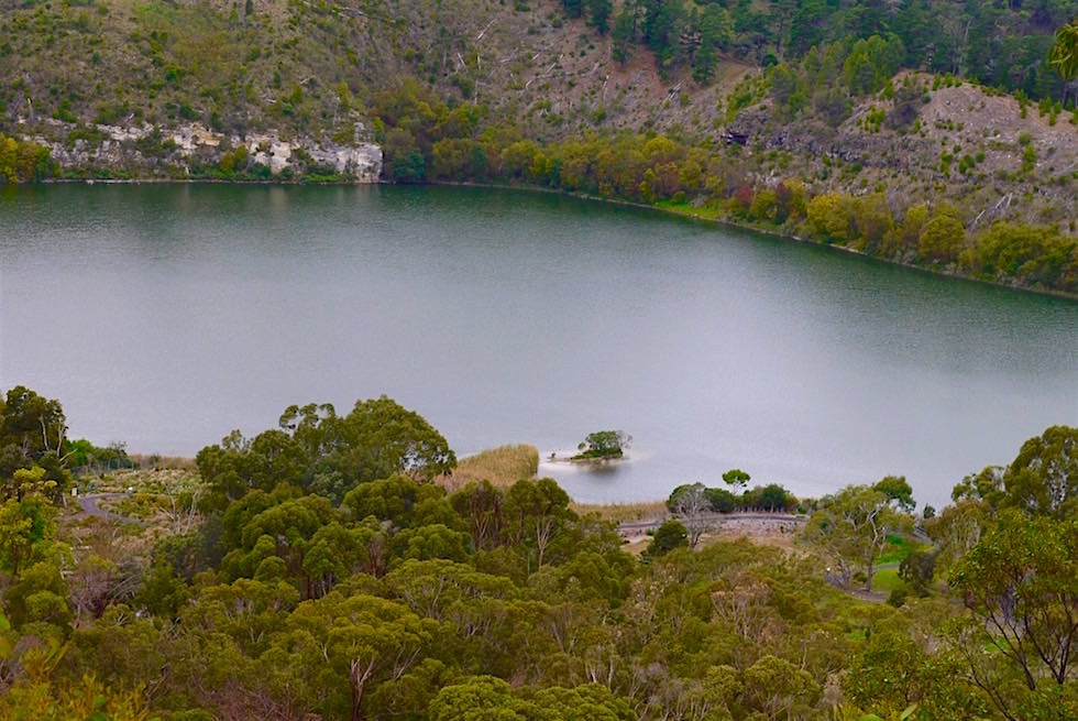 Valley Lake - Mount Gambier - South Australia