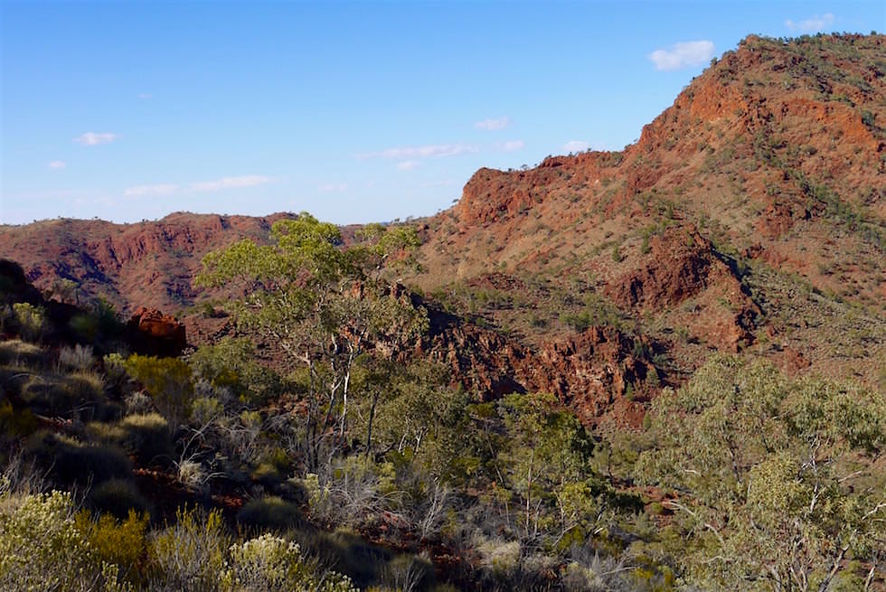Ausblick - Ridge-Top Tour - Arkaroola Wilderness Sanctuary - South Australia