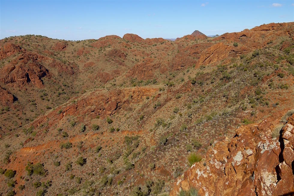Wilde Flinders Ranges - Ridge-Top Tour - Arkaroola - South Australia