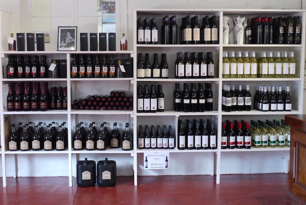 Weinkellerei - Southern Australia