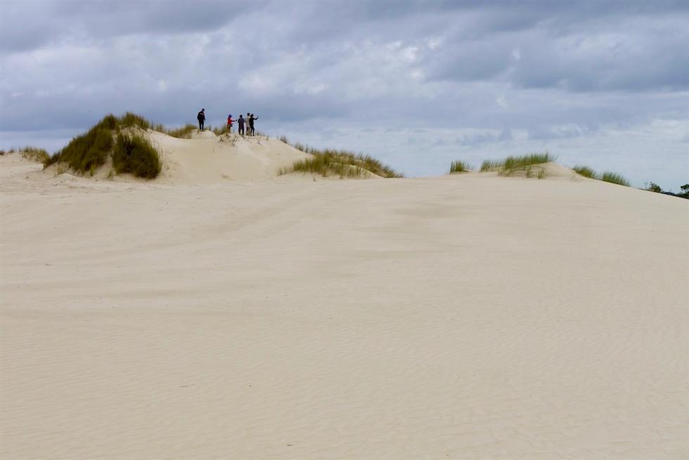 Das sich bewegende Yeagarup Sanddünen System - D'Entrecasteaux - Western Australia