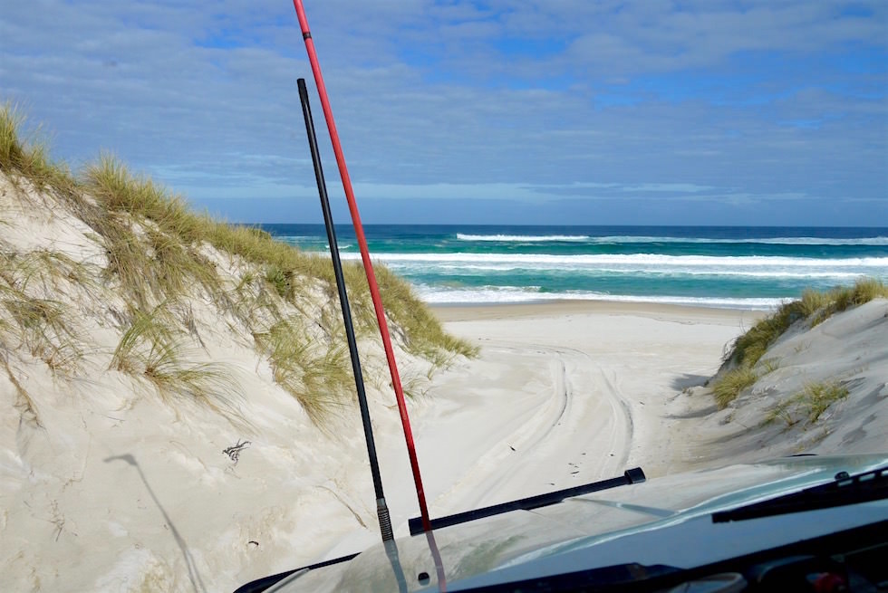 Blick auf Yeagarup Beach - D'Entrecasteaux NP - Western Australia