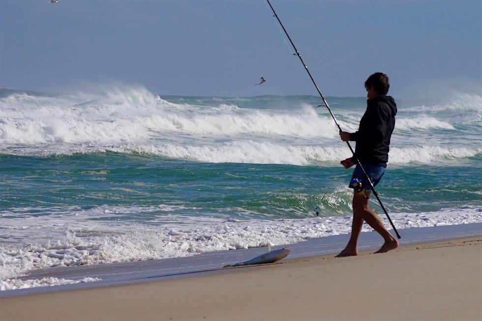 Angler & Lachs - Yeagarup Beach - D'Entrecasteaux - Western Australia