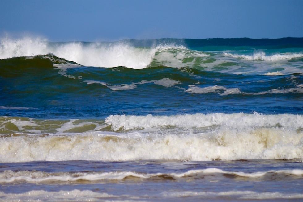 Warren River mündet in Southern Ocean - Yeagarup Beach - Western Australia