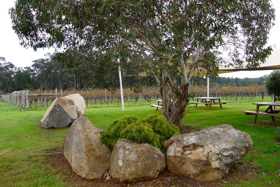 Garten - Stella Bella - Margret River Weintour - Western Australia