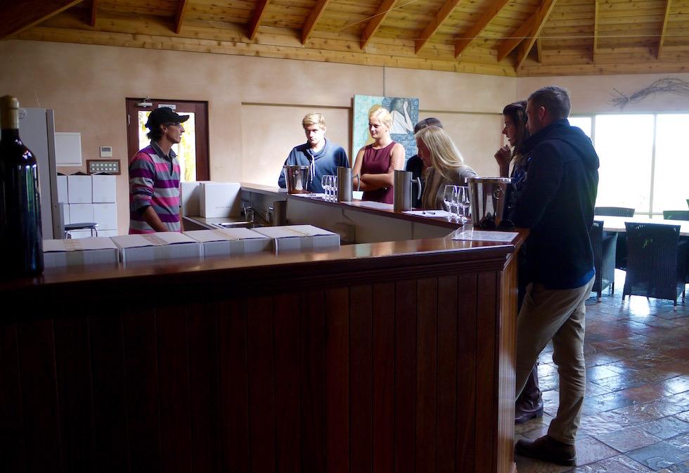 Adinfern Weinprobe - Bushtucker Wine Tour - Western Australia
