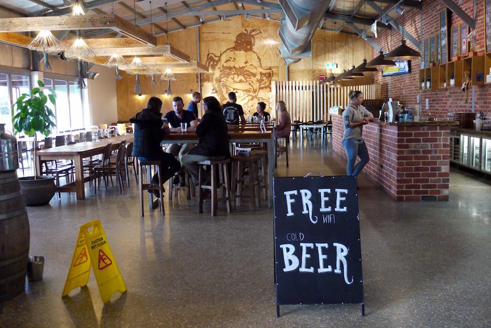 Beer Brewery - Margret River Weintour - Western Australia