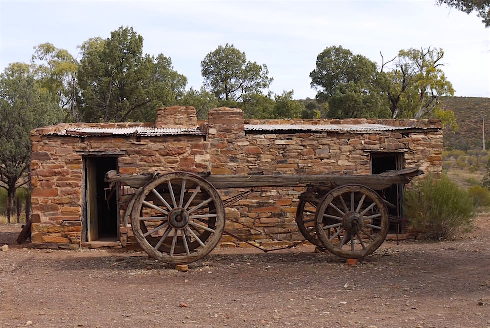 Monument - Rawnsley Park Station - Flinders Ranges - South Australia